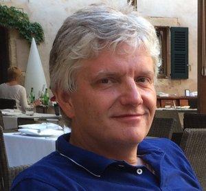 Frank Van Reeth HYC Voorzitter